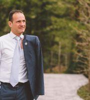 Tomaž Barada, športnik in podjetnik, podpredsednik Olimpijskega komiteja Slovenije