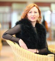 MIhaela Kolarič, direktorica in solastnica podjetja Vesolje idej in prireditev