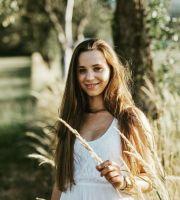 Adriana Žnidar, študentka