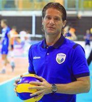 Sebastijan Škorc, bivši odbojkar, sedaj trener