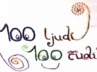 12. natečaj 100 ljudi 100 čudi