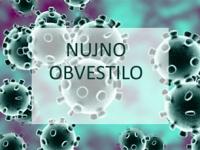 Navodila ob izbruhu koronavirusa