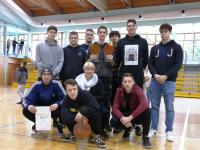 Košarka - četrtfinale DP za dijake